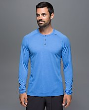 Metal Vent Tech LS Henley