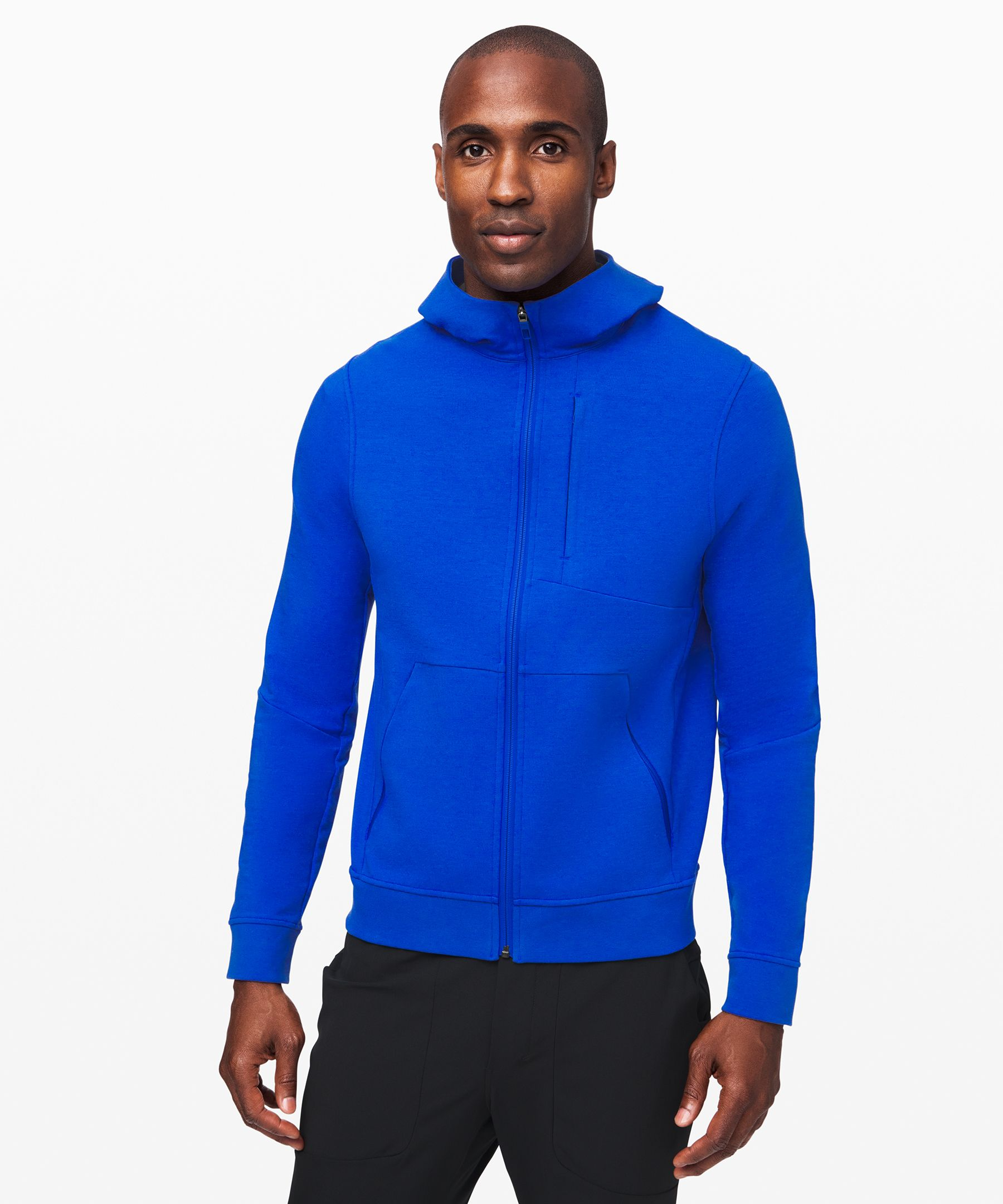 Everyone needs a good hoodie.  Soft, breathable fabric makes  this one just that much better.