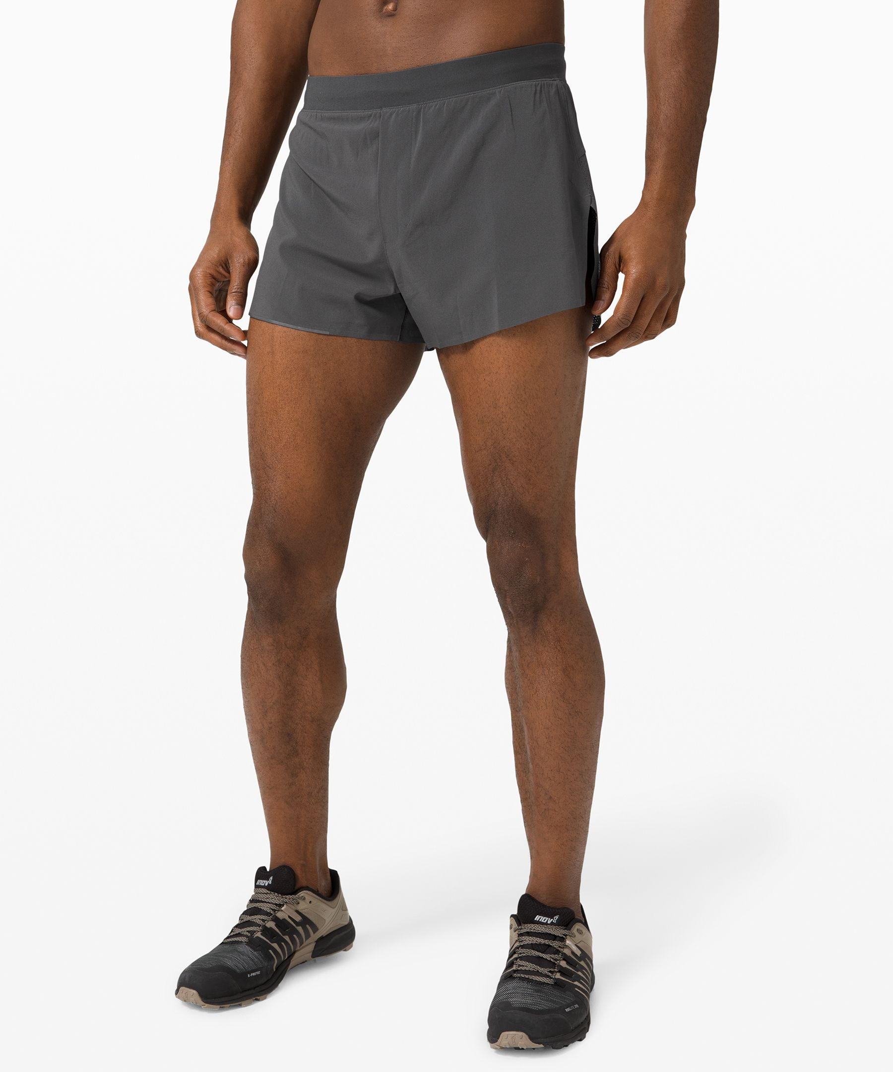 Power through your last mile  with nothing holding you back.  These lined shorts are made  with a 3\