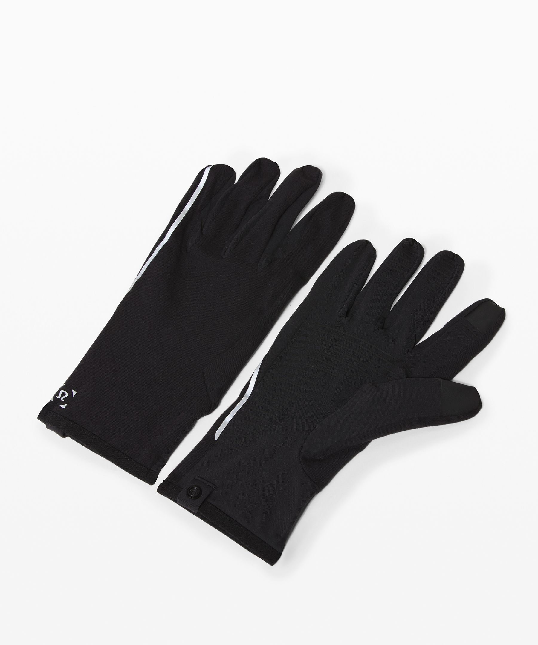 Keep your hands warm as you  run on brisk mornings with  these lightweight gloves.