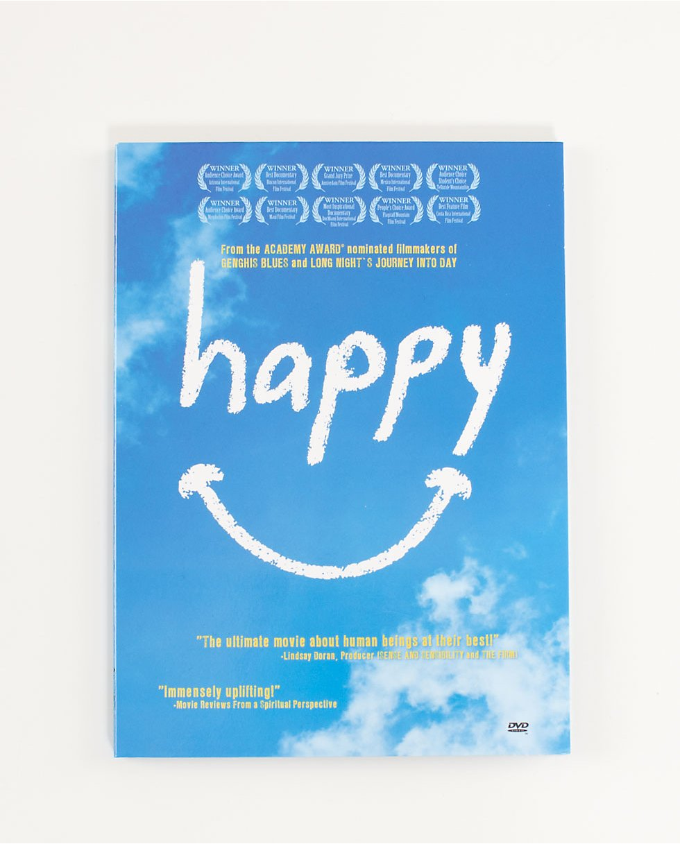 The Happy Movie DVD