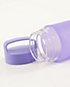 Pure Balance Glass Waterbottle