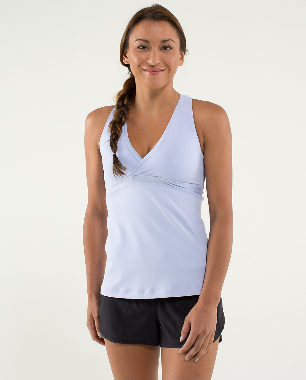 Deep V Athletic Tank