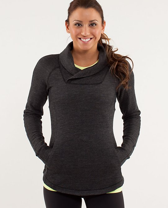 RUN:Pitter Patter Pullover