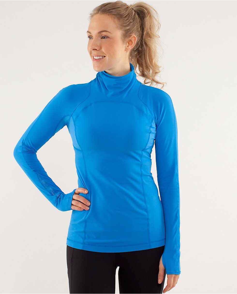 RUN:Speedy Turtleneck