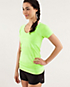 RUN:Swiftly Tech V Neck*Bold