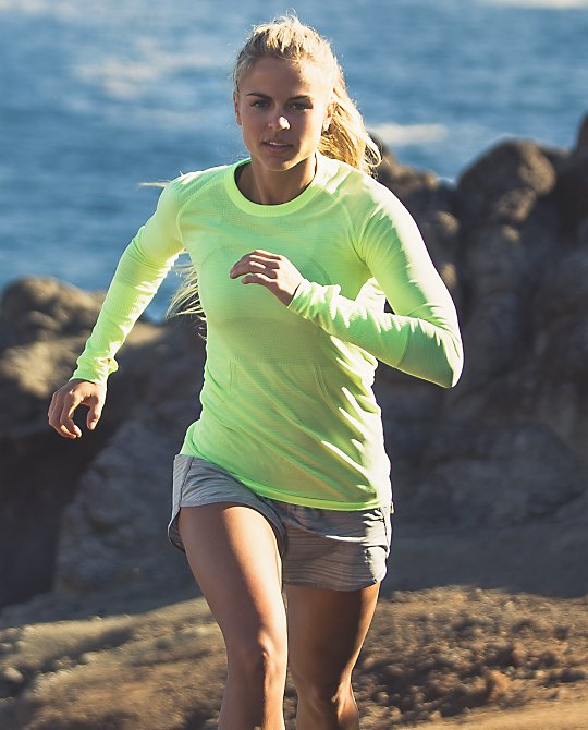 Sale alerts for Lululemon Run: Swiftly Tech Long Sleeve - Covvet
