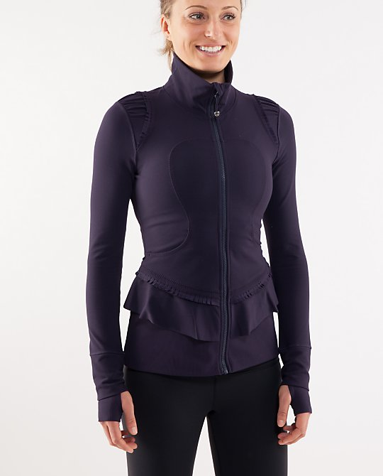 City to Yoga Jacket