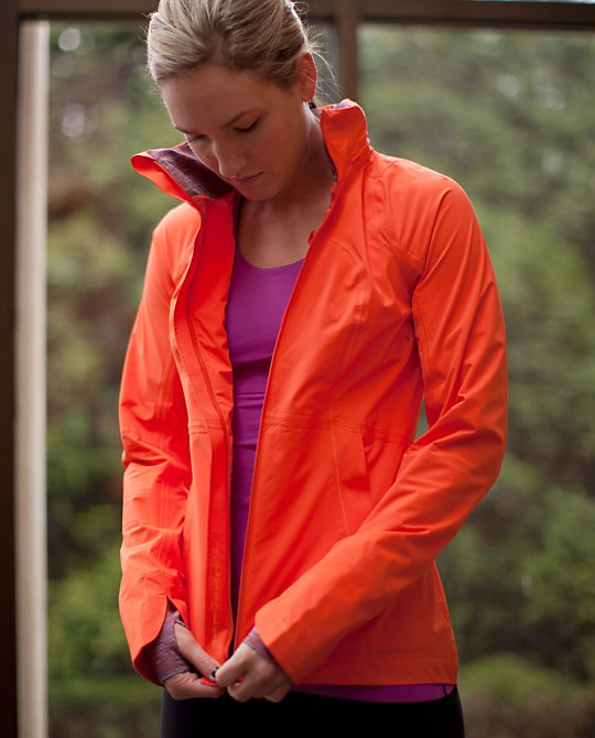 RUN: In The Rain Jacket