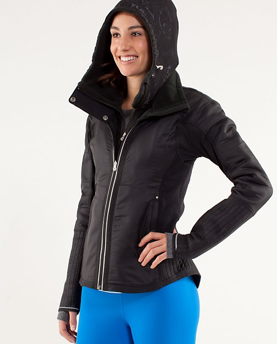 RUN:Bundle Up Jacket*Reflect