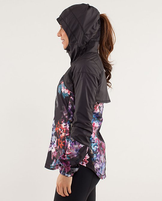 RUN:Get Up And Glow Jacket