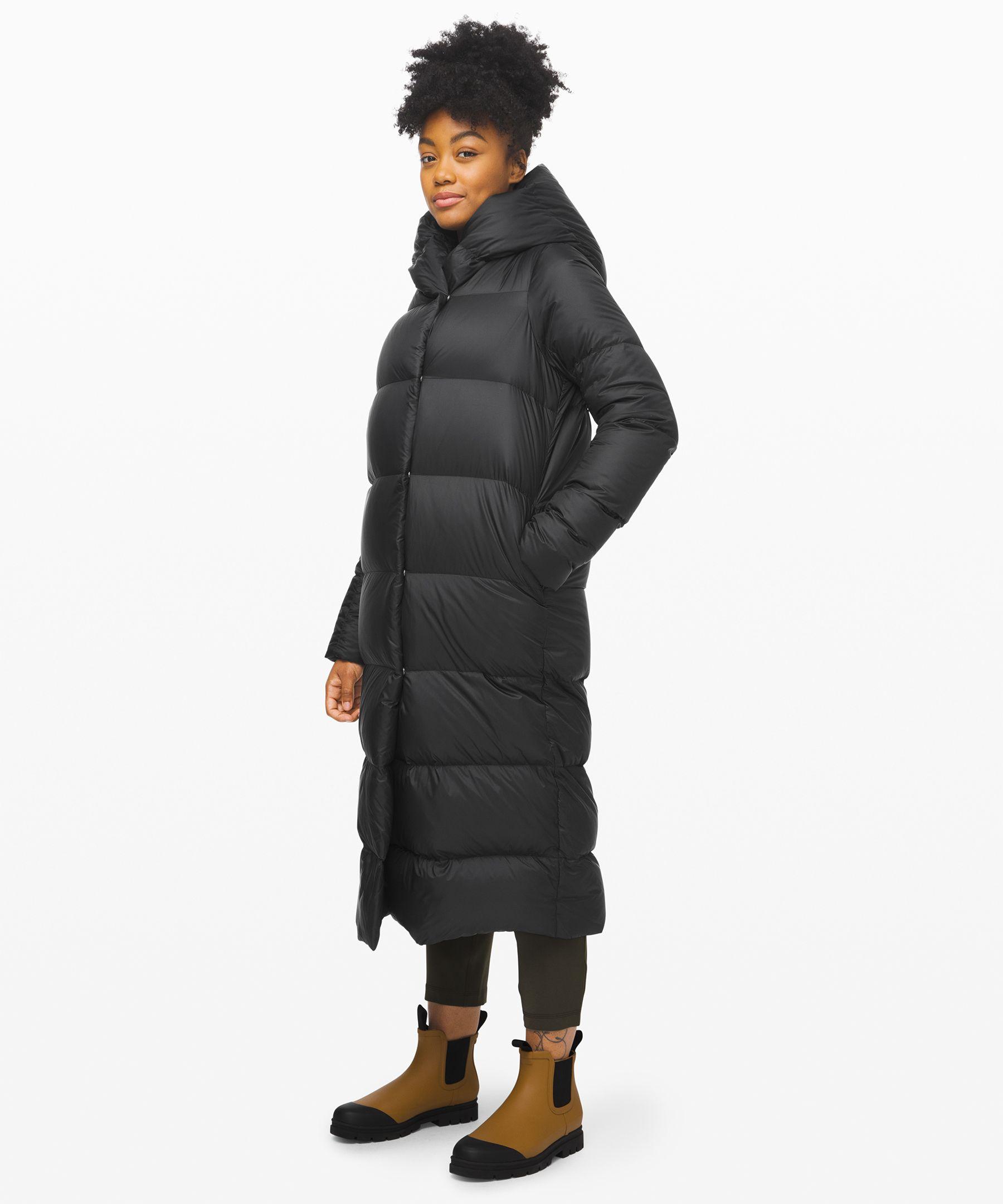 Cloudscape Jacket *Long