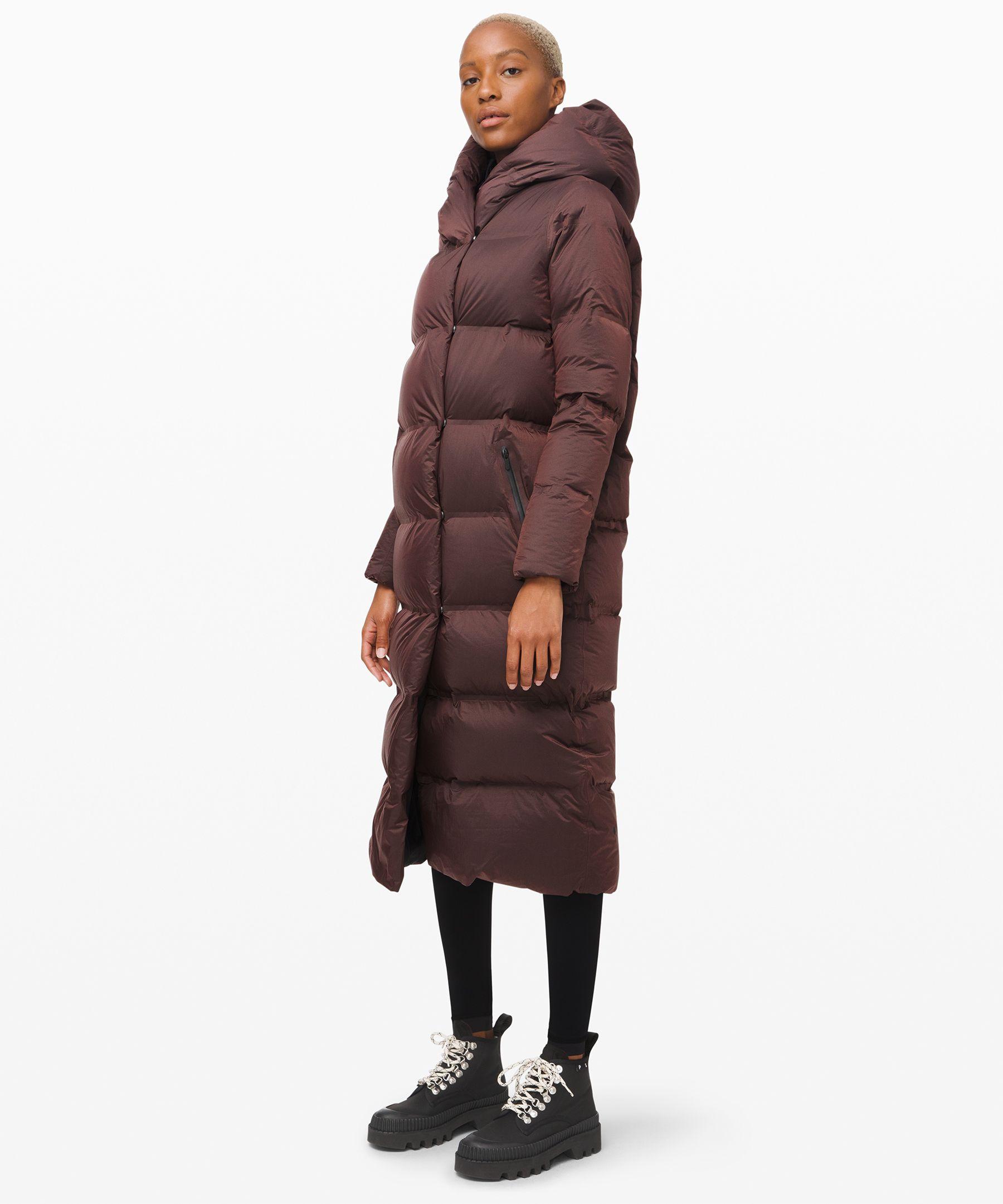 Cloudscape Waterproof Jacket *Long