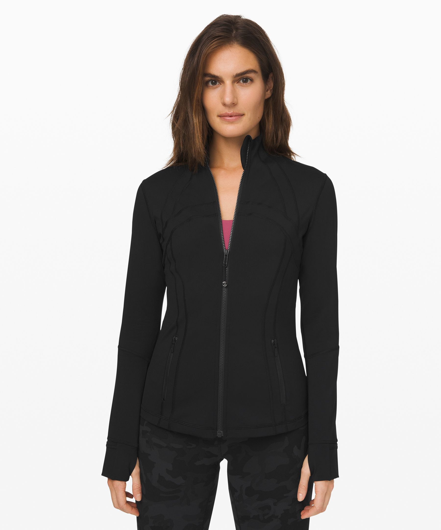 Whether you\\\'re up for  adventure or ready for down  time, feel empowered in this  lightweight, technical jacket  that contours your body for a  perfect, do-anything fit.
