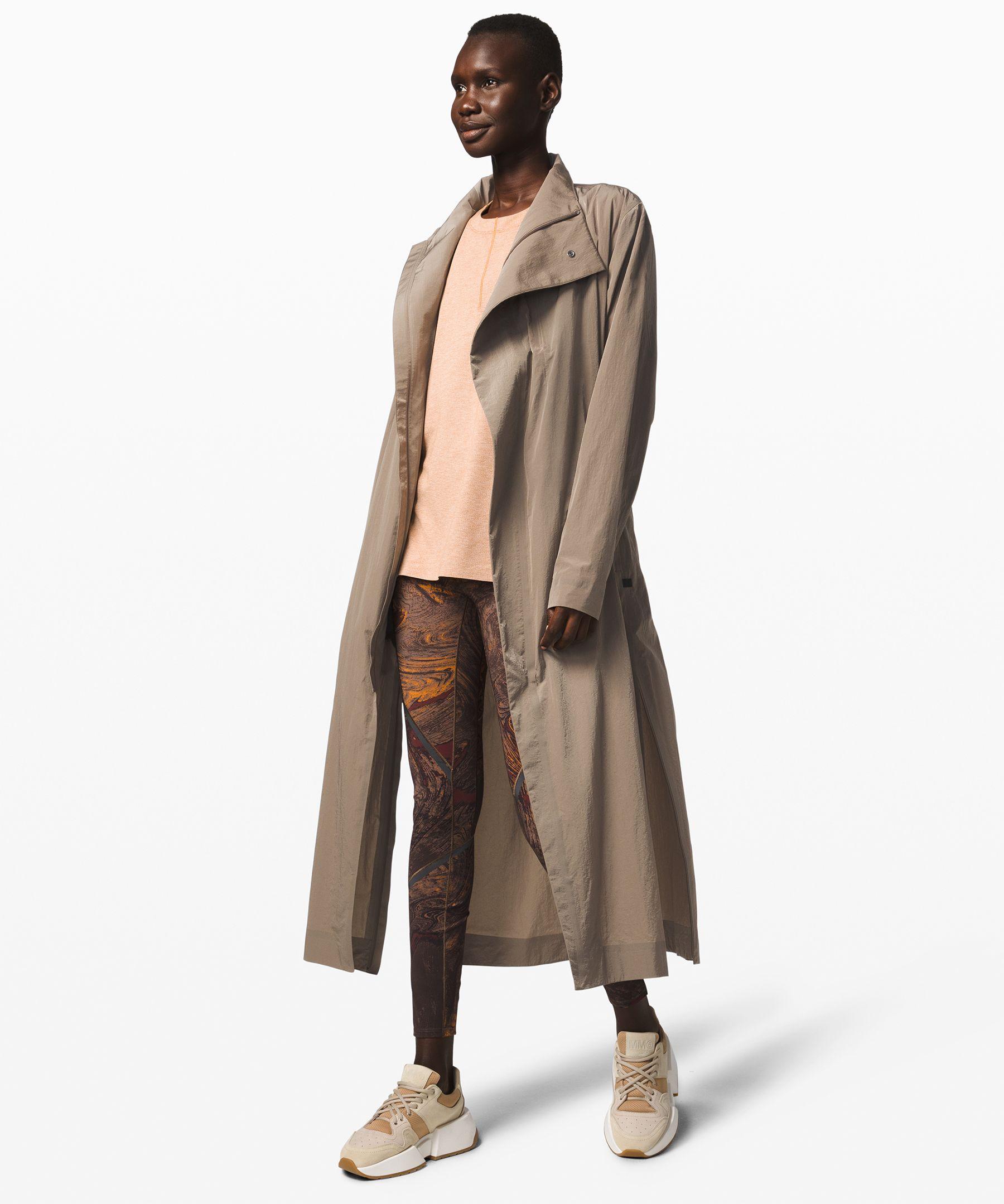 Moraine Coat *lululemon lab