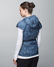 Spring Fling Puffy Vest