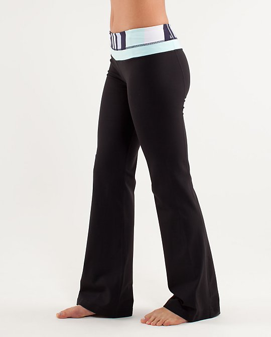Cool Yoga Pants from Lululemon