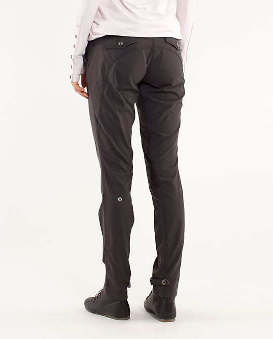 Lululemon Pedal Power Pant in Black
