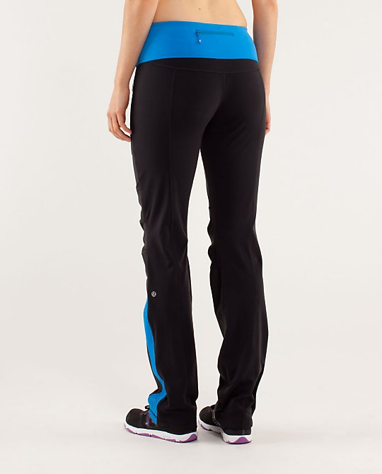 RUN:Bold In The Cold Pant