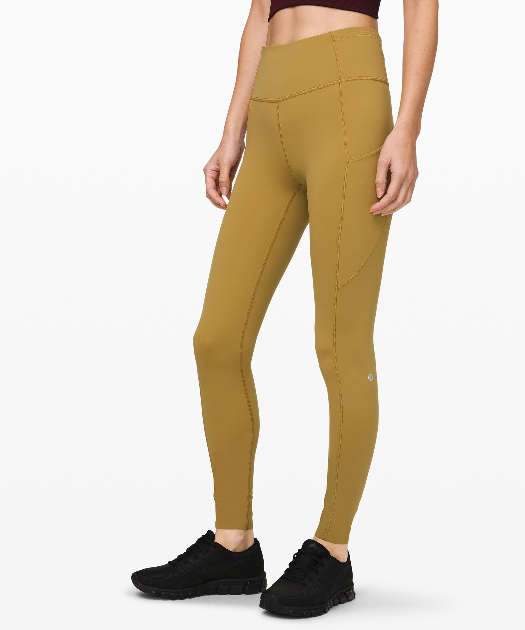 Fast and Free High-Rise Tight 28 *Non-Reflective Brushed Nulux