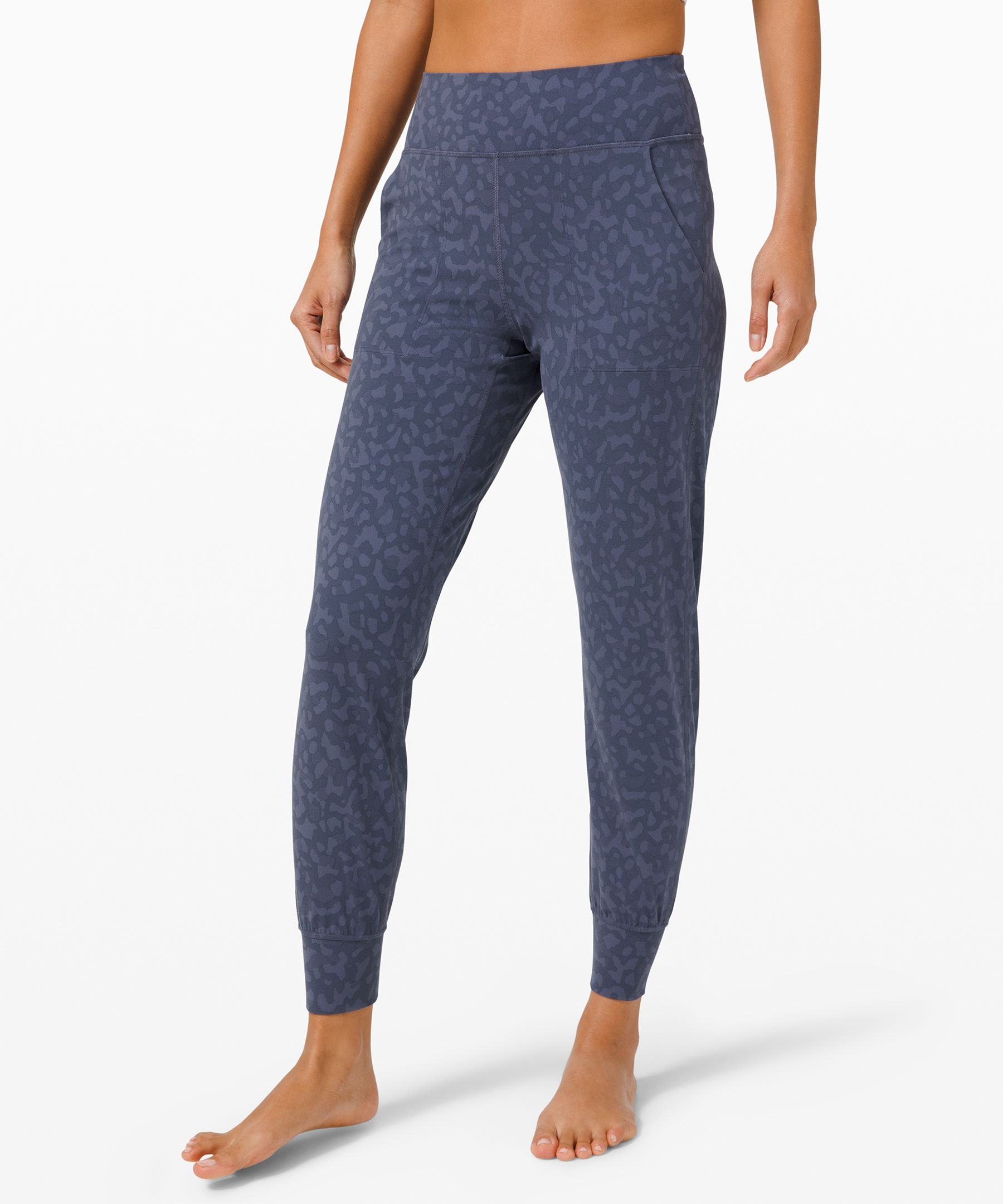 Your practice has never felt so good. These buttery-soft yoga joggers minimize distractions and maximize comfort.