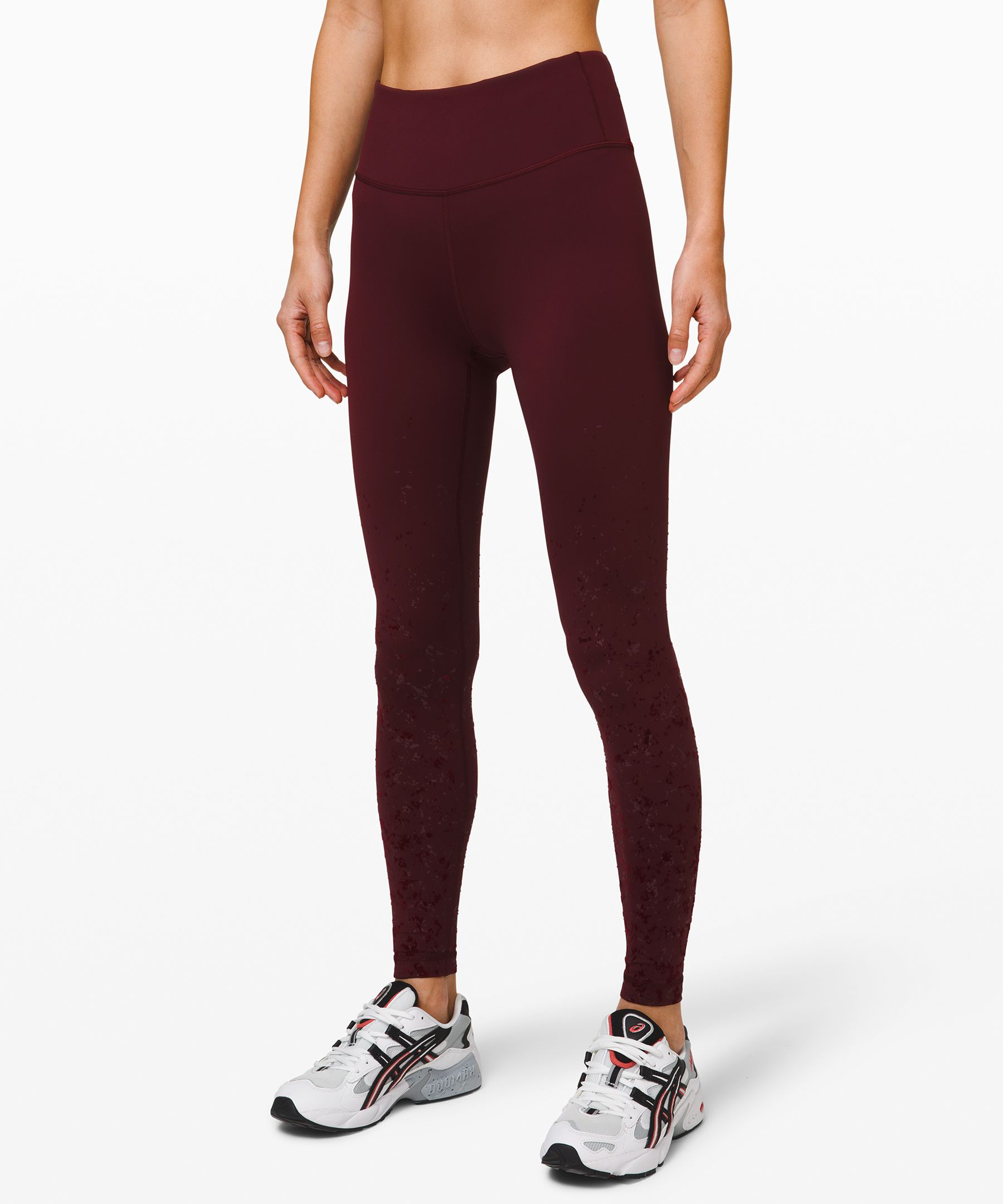 Speed Wunder Mid-Rise Tight 28 *Speckle Shine