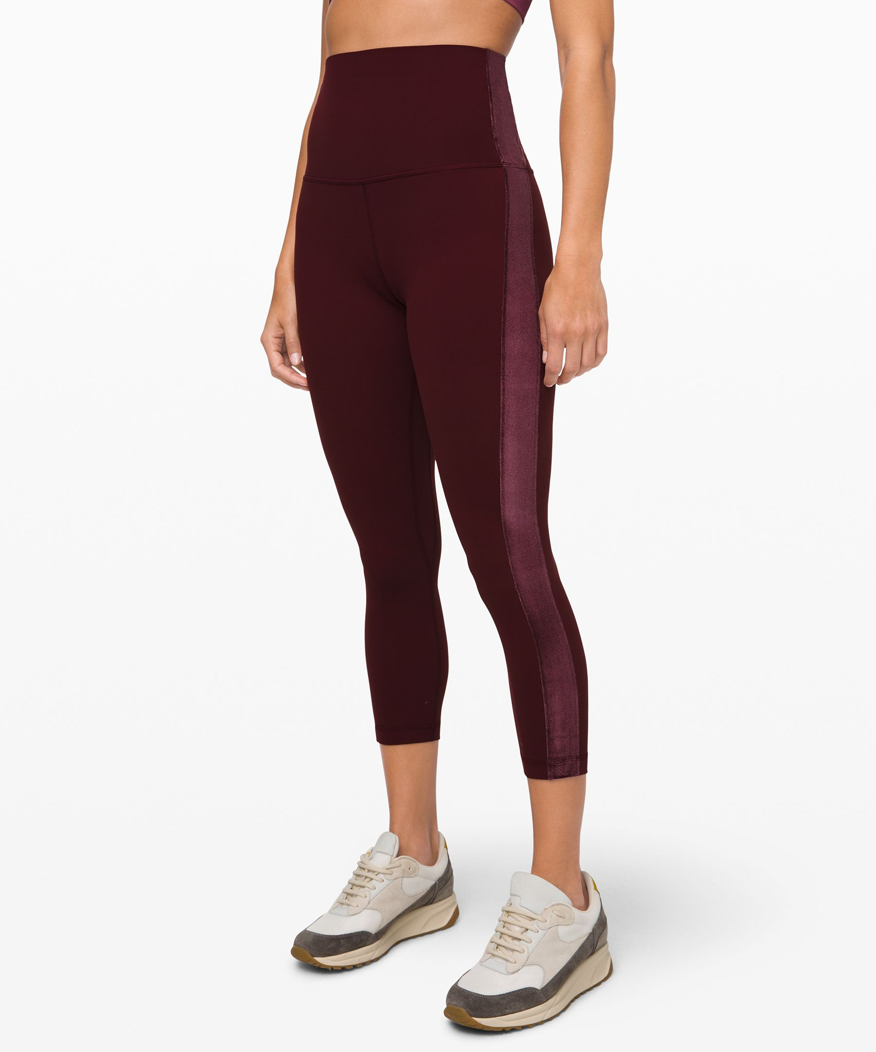 Align Pant Super High-Rise Crop 23 *Velvet