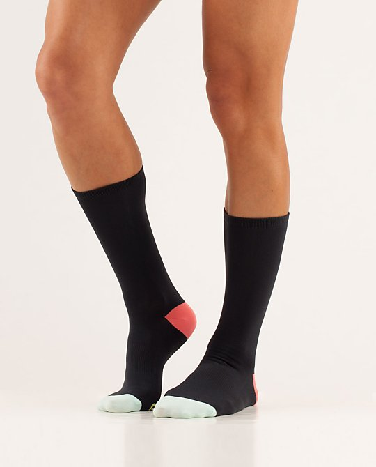 Women's Run For A Latte Sock