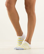 Womens Run For Sun Sock