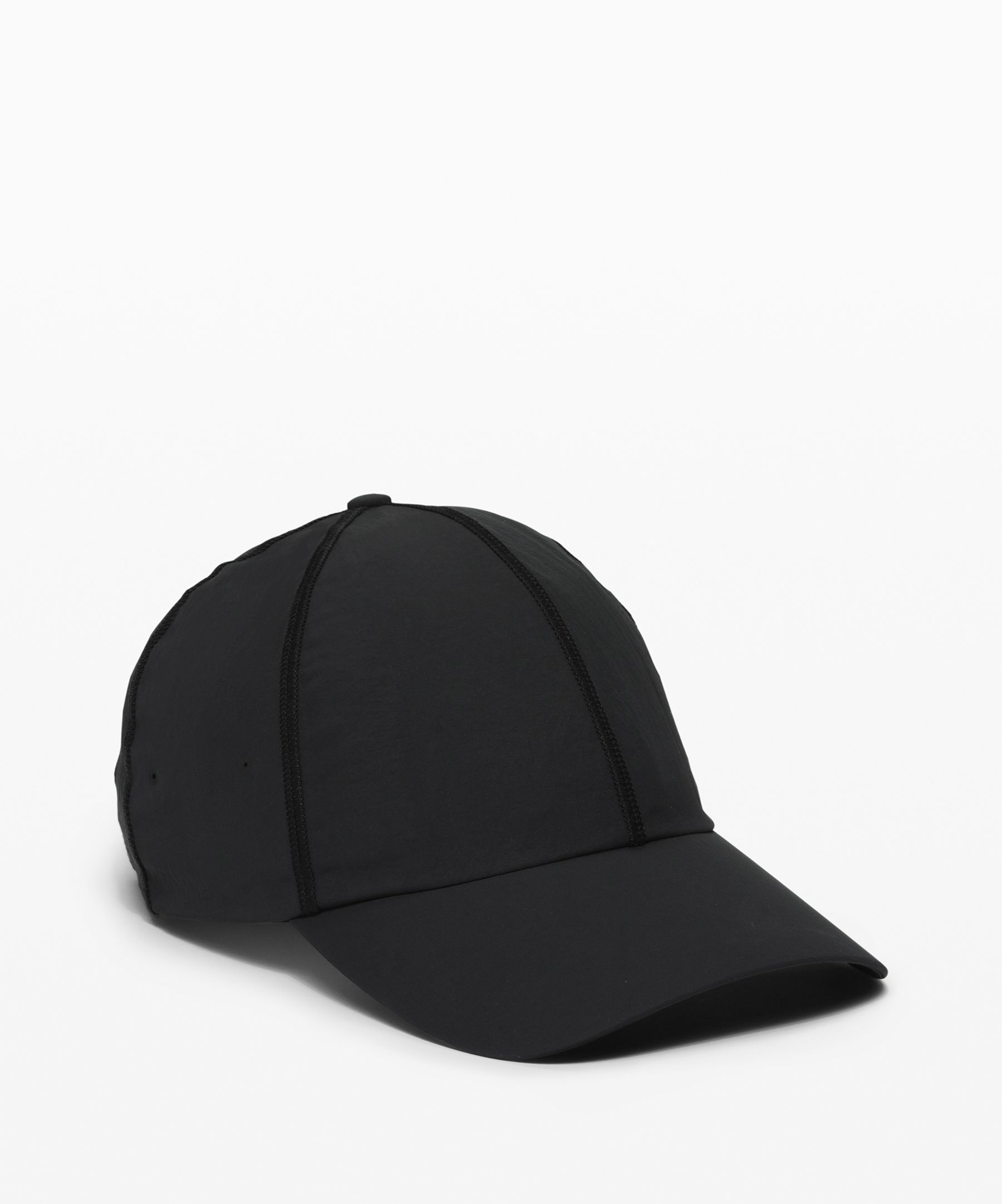We designed this ball cap to  take you from morning yoga to  evening cycle class and  everywhere in between.