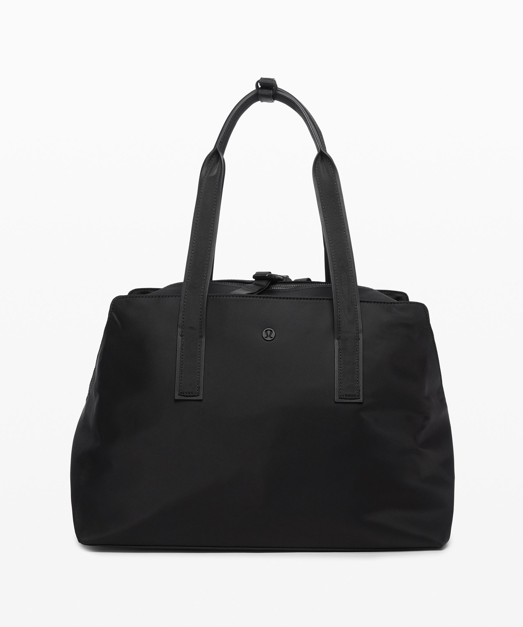 Sail through a work day, a  workout, and a night on the  town with this minimalist bag.