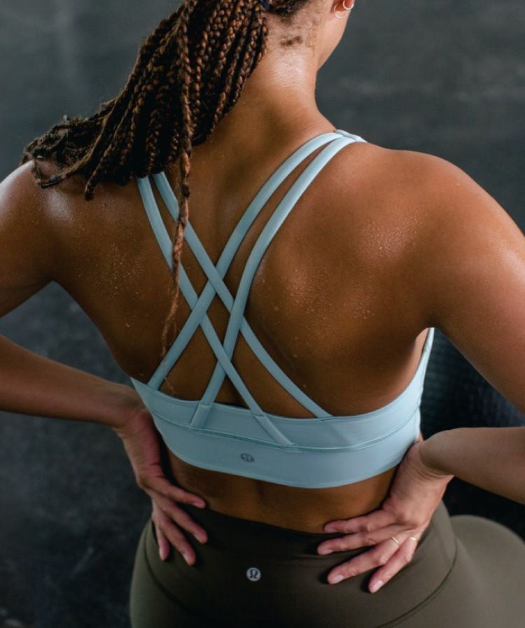 Choose your strappy back adventure.