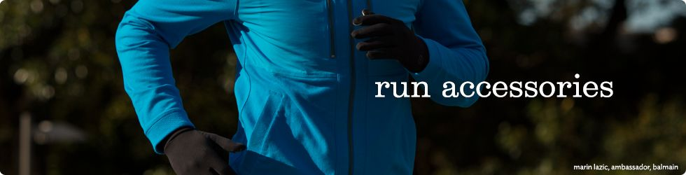 mens run accessories