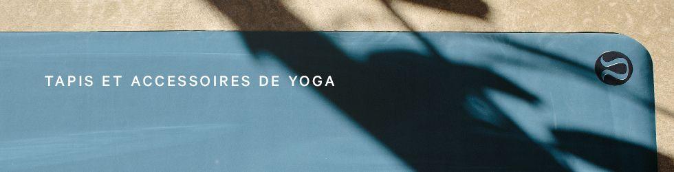 tapis de yoga et accessoires pour hommes