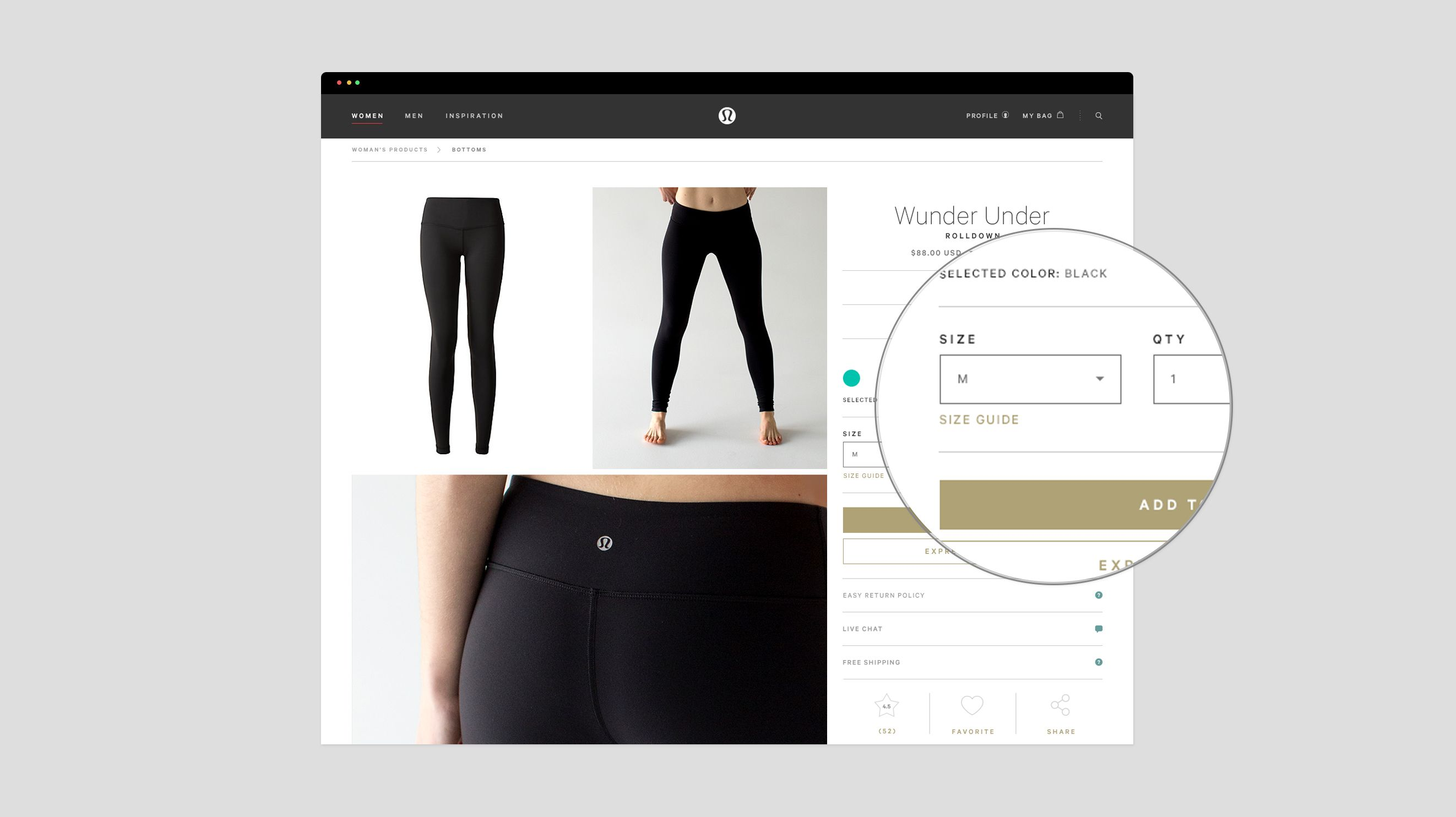 064dab65b933c6 Sizing Help | lululemon athletica