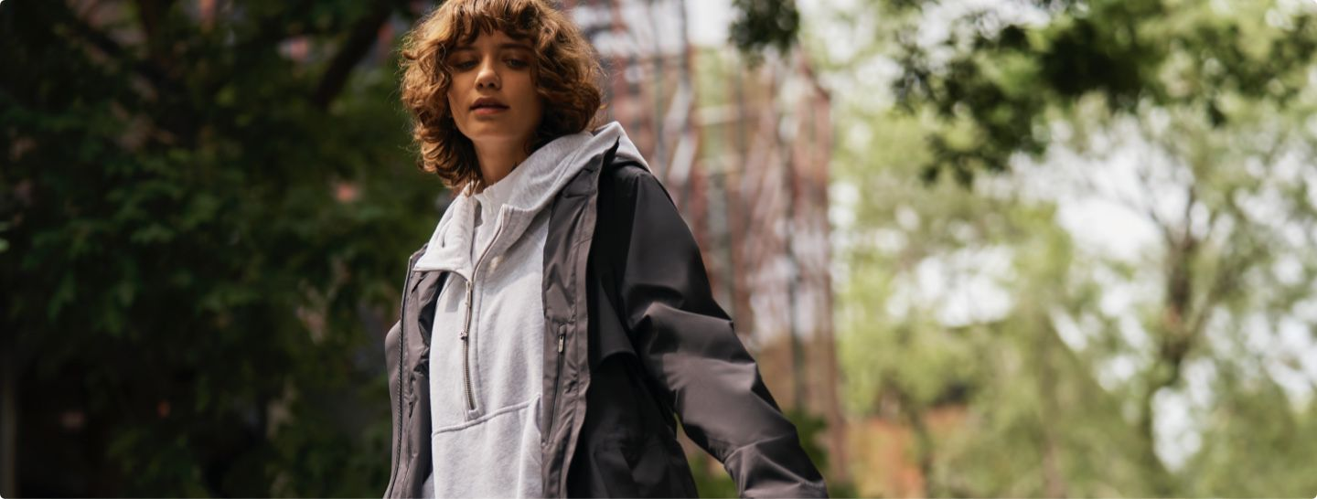 Lightweight layers, for whatever the forecast.