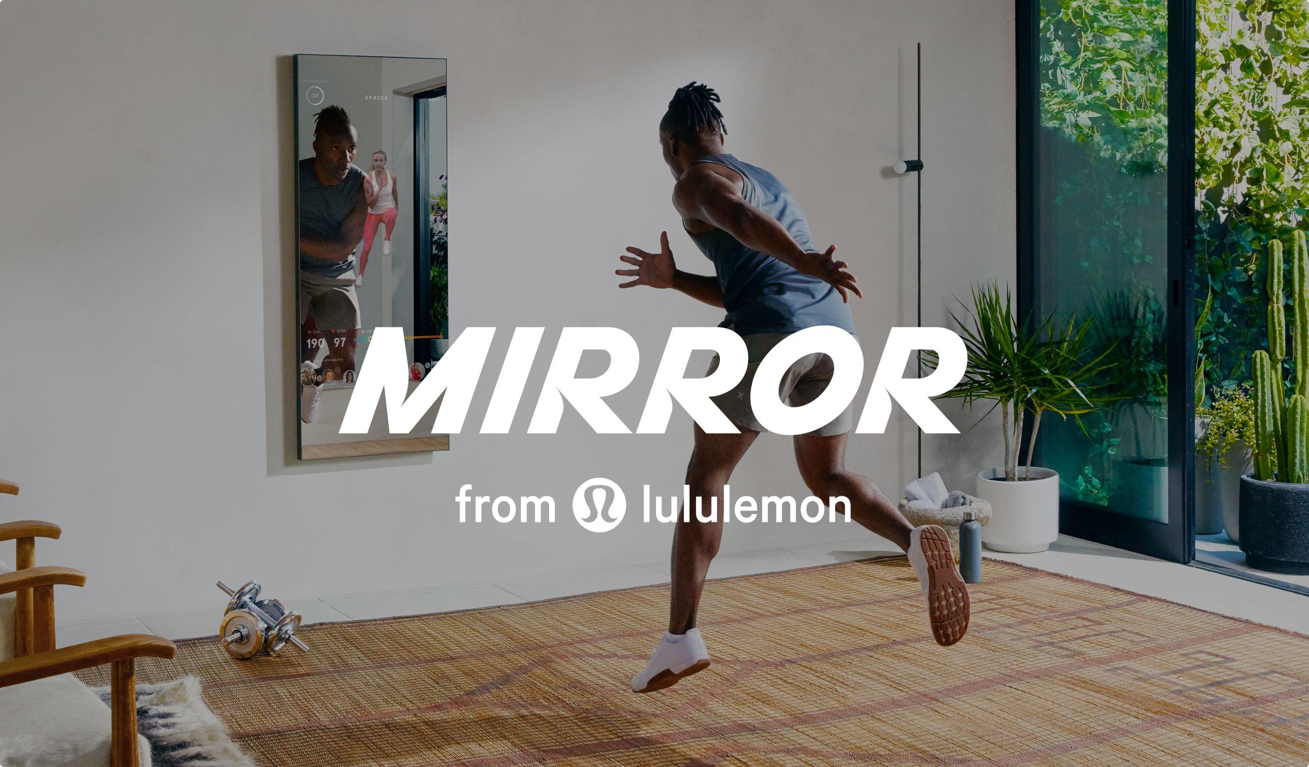the mirror gym | lululemon