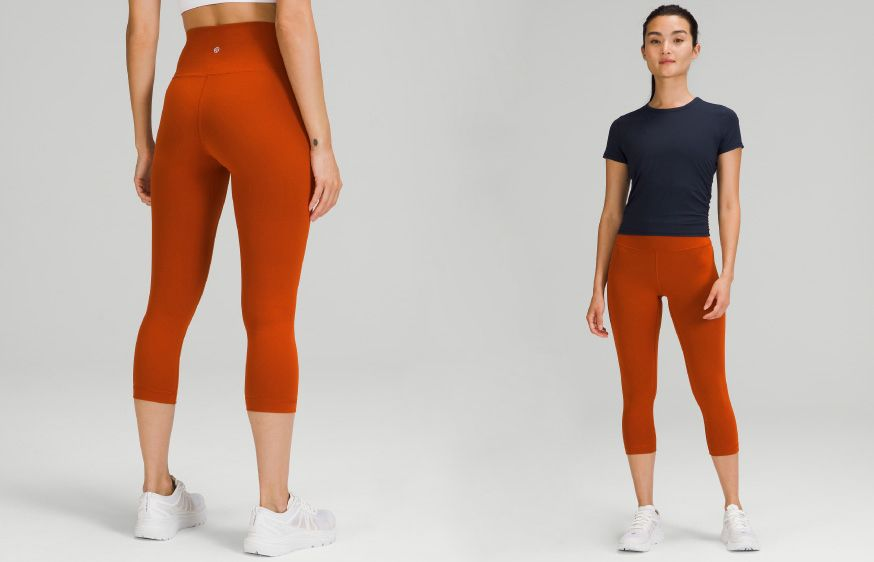 New Asia Fit crops you didn't know you needed.