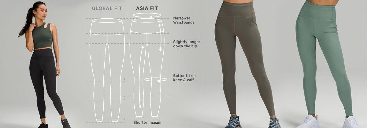 体型もみんなユニーク