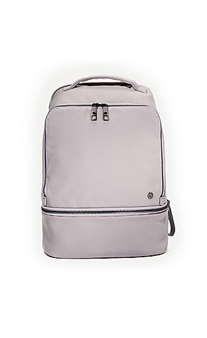 Light Purple Backpack.