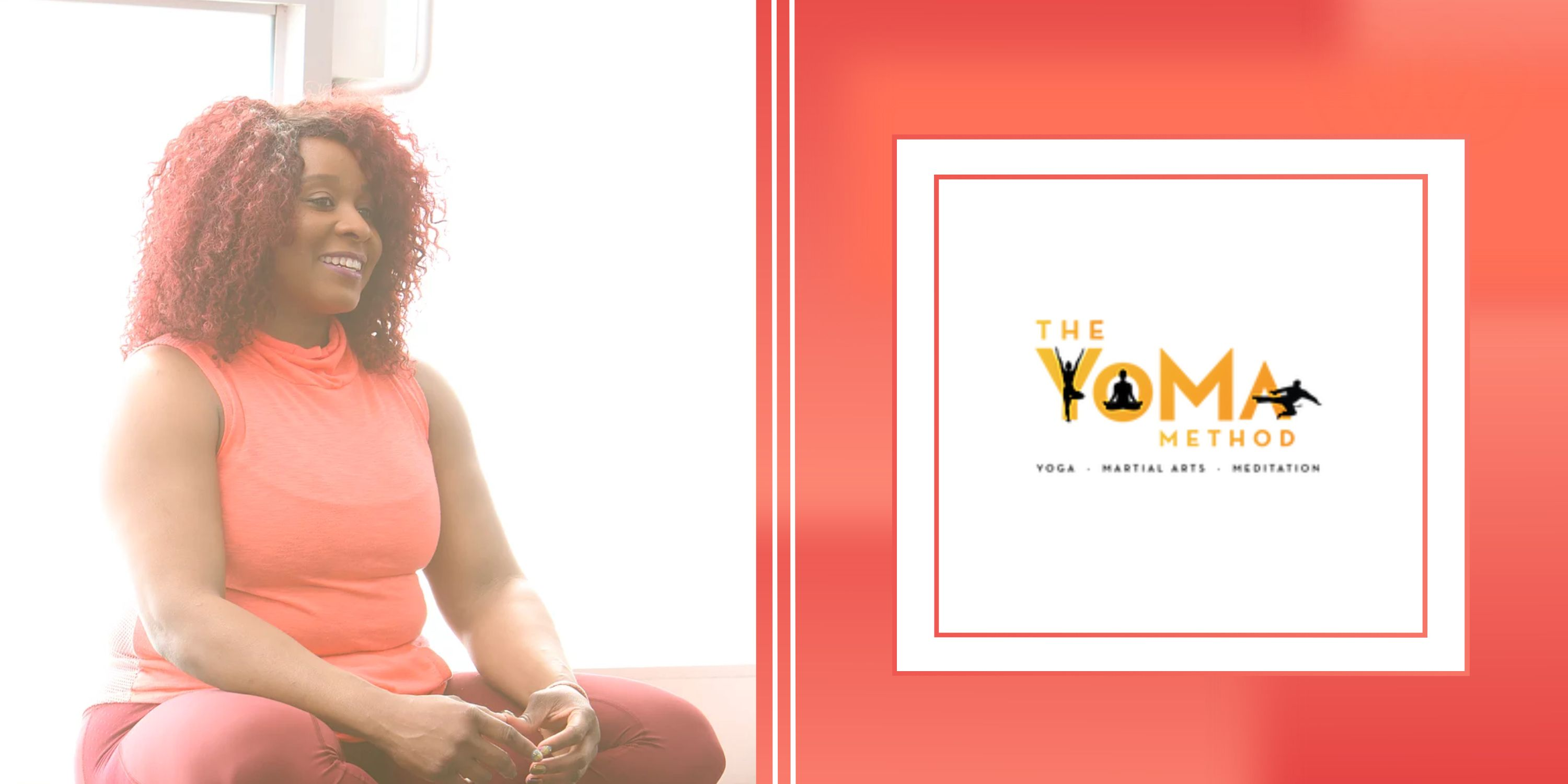 Peaceful Warrior: Mecca Nelson introduces the YOMA method
