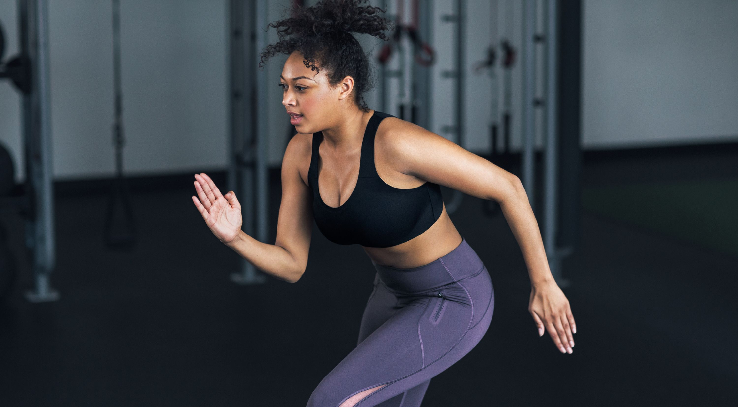 The Enlite Bra: Movement, Managed