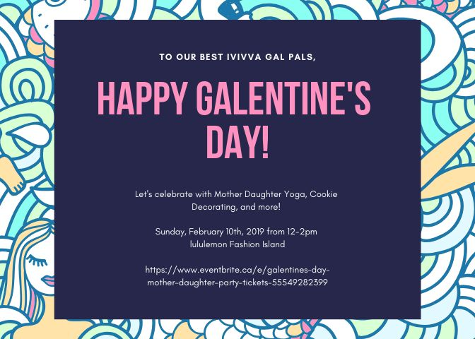 Mother Daughter Galentine's Day Party