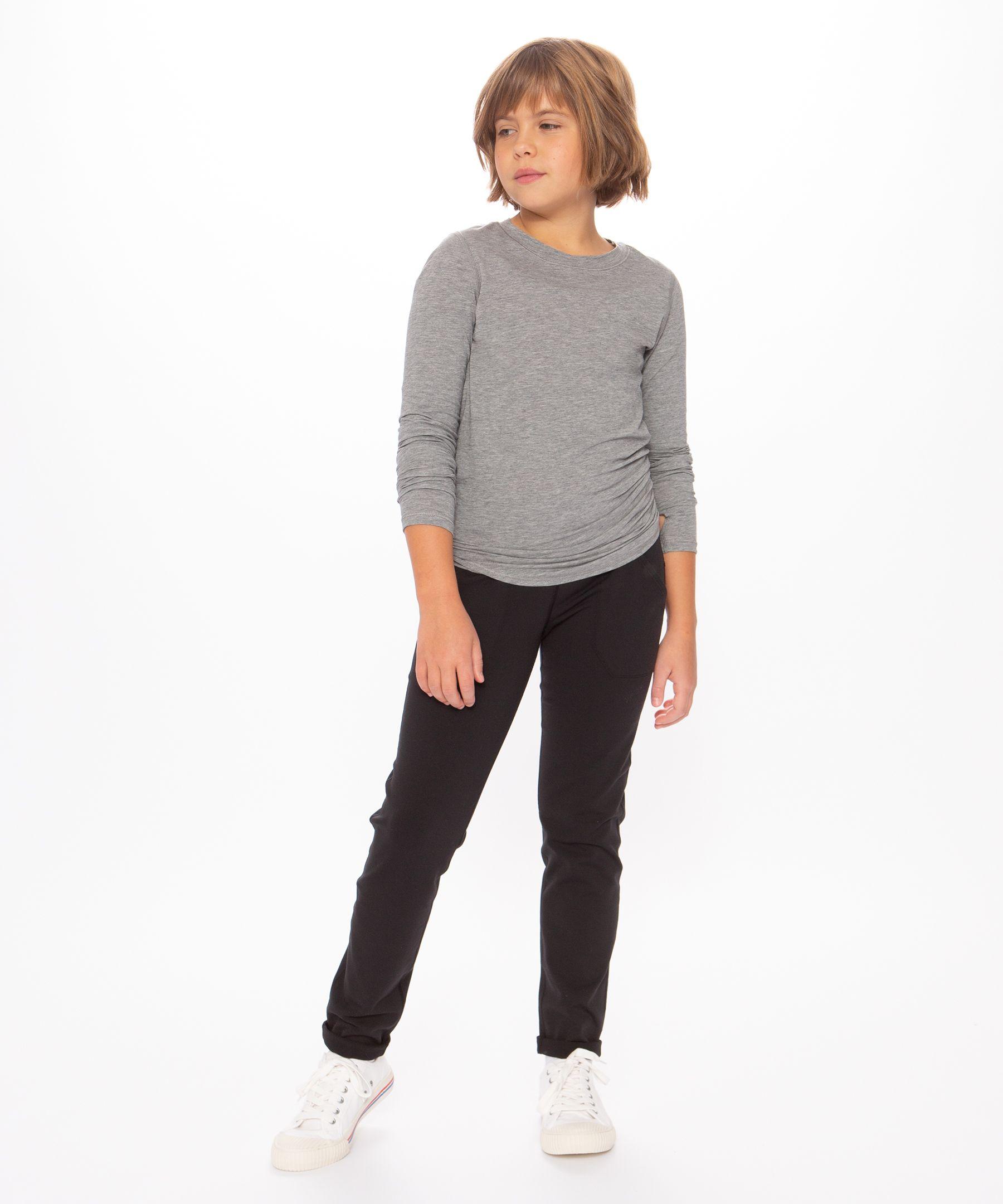9a592808ea Calm To Energy Long Sleeve Tee | Girls' Long Sleeves | lululemon ...