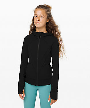 Perfect Your Practice Jacket *Hood Girls | Girls' Jackets