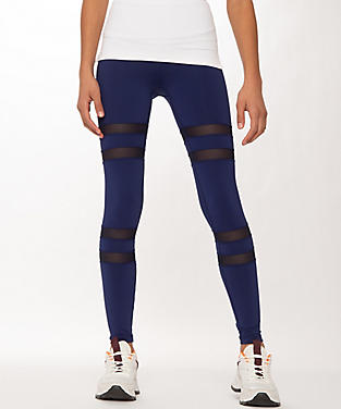85249d4dec Rhythmic Tight Mesh Stripe - Girls