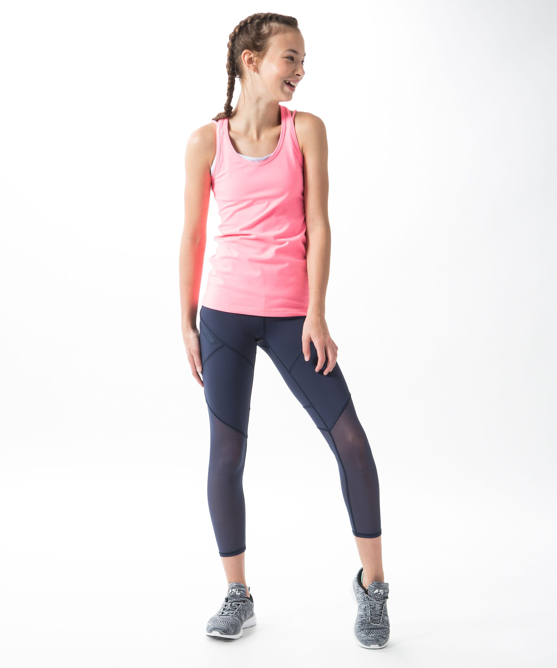 Clearly Breezy Pant   Girls New by Lululemon
