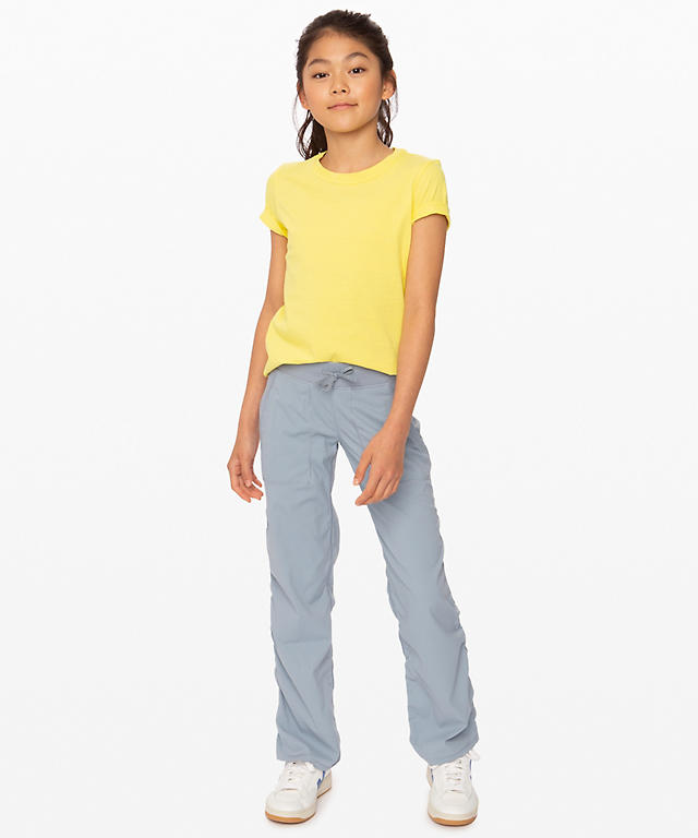 205cb6c9a Chambray Live To Move Pant - Girls ...
