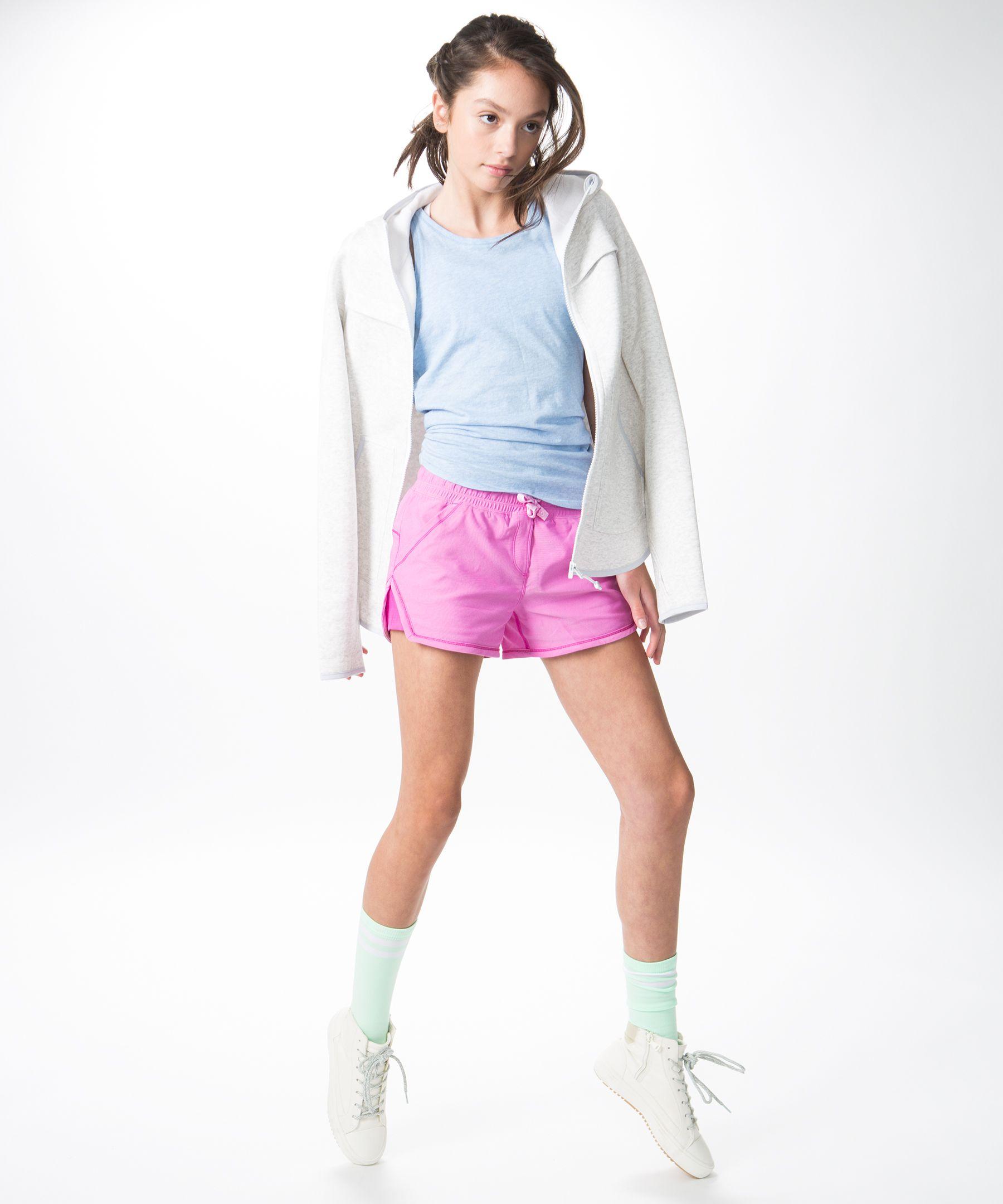 Camp Runner Short   Girls New by Lululemon