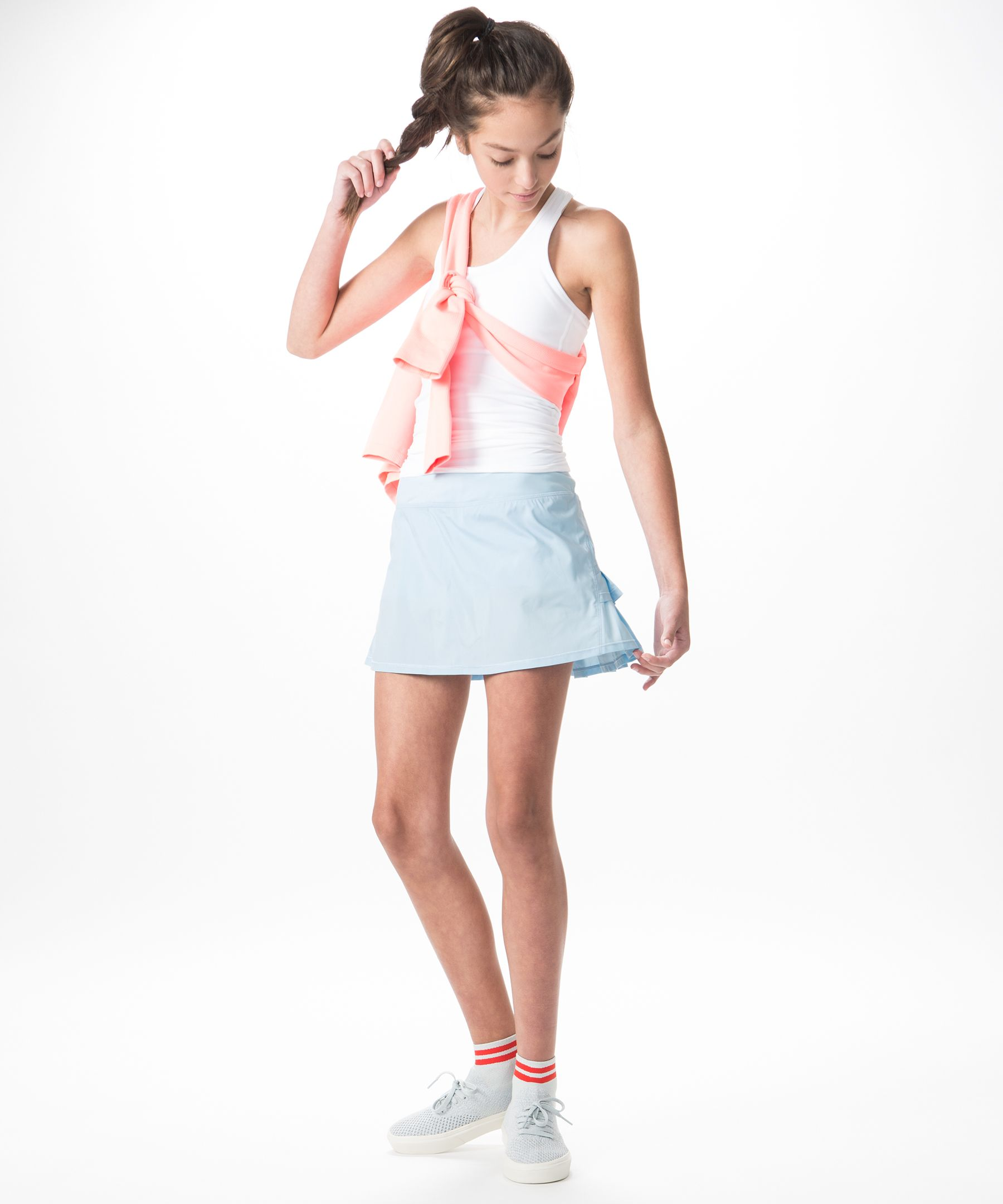 Set The Pace Skirt *Online Only | Girls' Dresses + Rompers